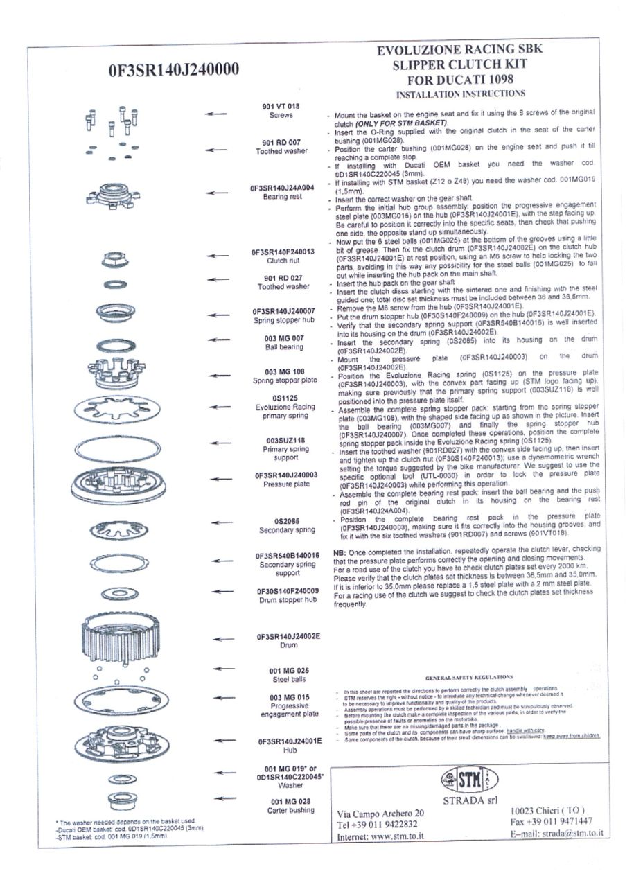 Ducati 1098 User Manual Penta Marine Engine Parts Further Diagram Besides 50cc 2007 1198 Array Stm Evoluzione Racing Sbk Org Forum The Home For Rh