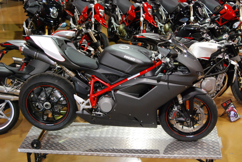 custom painted 1098/848 let's see some pics! - ducati forum