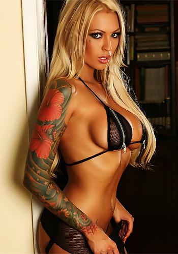 Hottest Blonde Pornstars