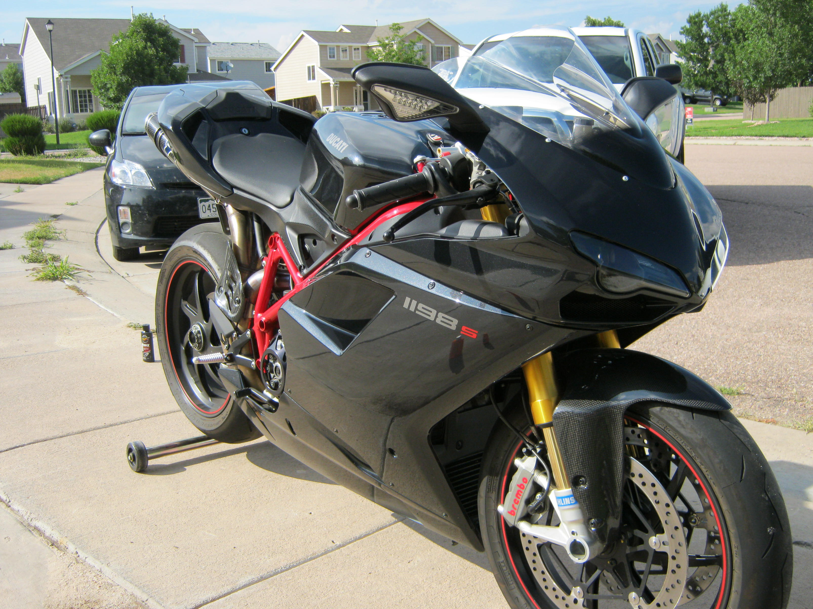 2010 (black) 1198s for sale!!!!! - ducati forum   the home for