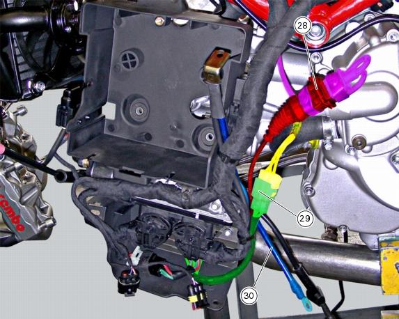 Ducati 1098 Fuse Box - Wiring Diagram •
