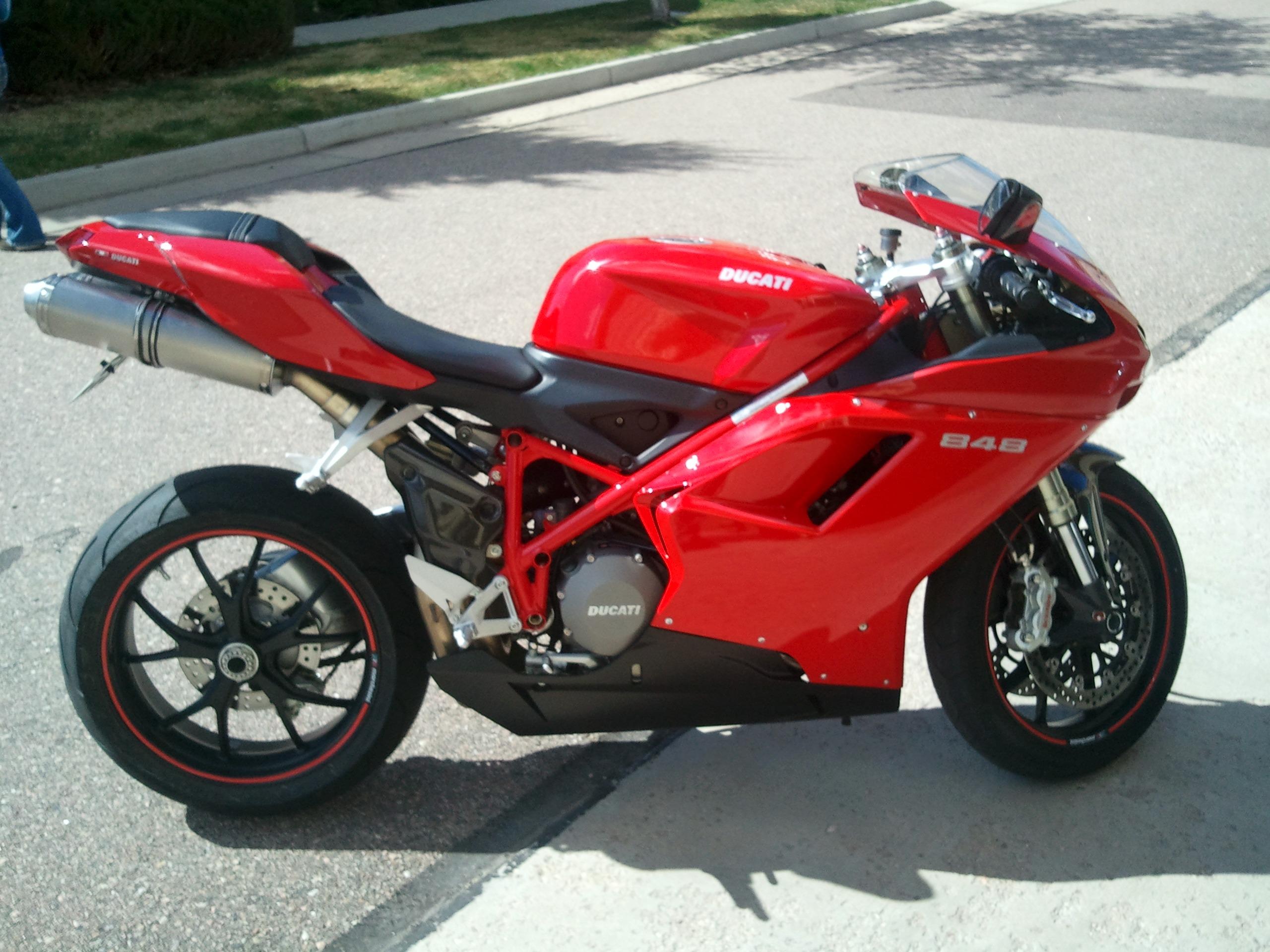 2008 ducati 848 for sale!!!! - ducati forum | the home for
