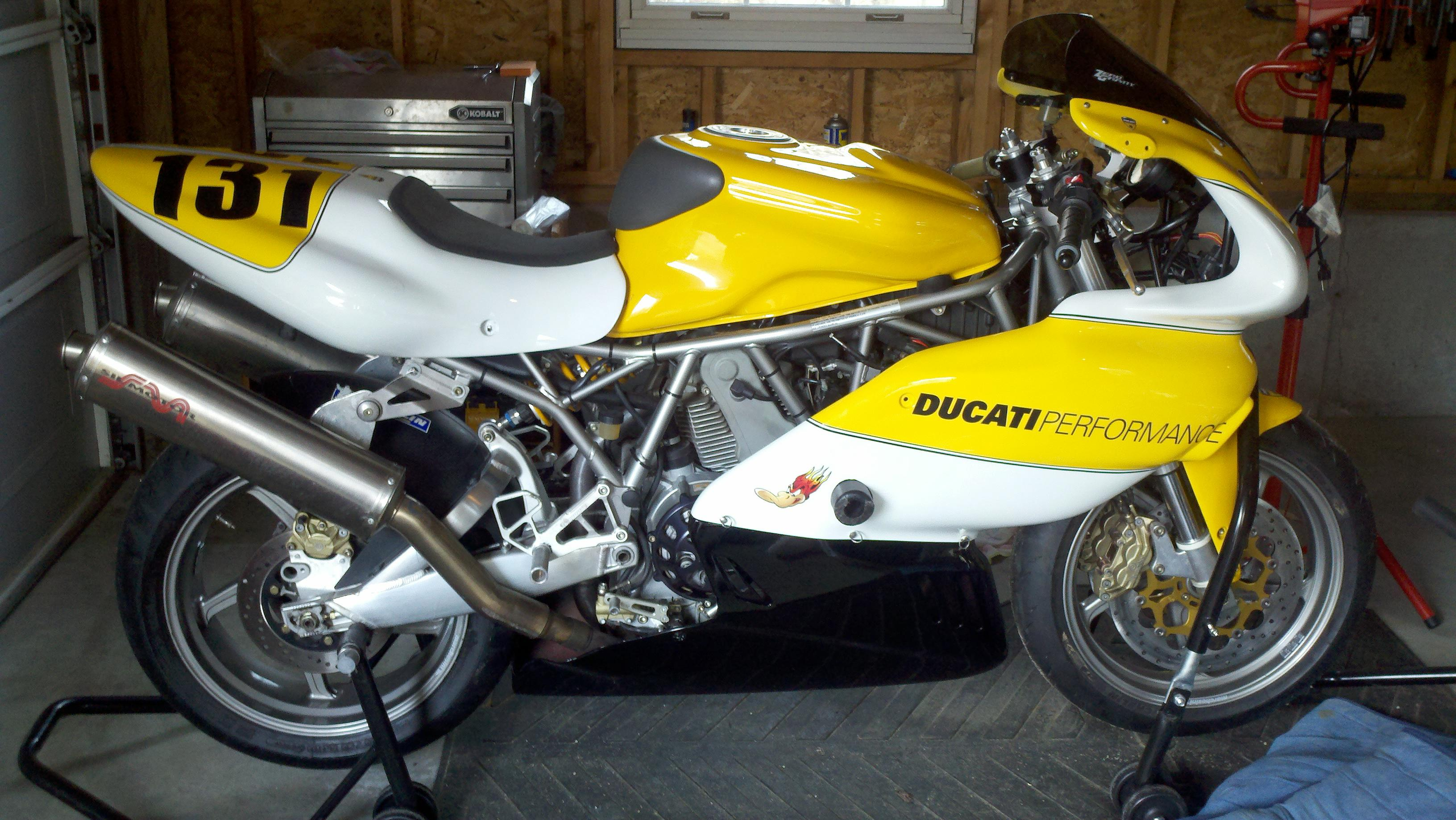 1000ds race ready - ducati forum | the home for ducati owners