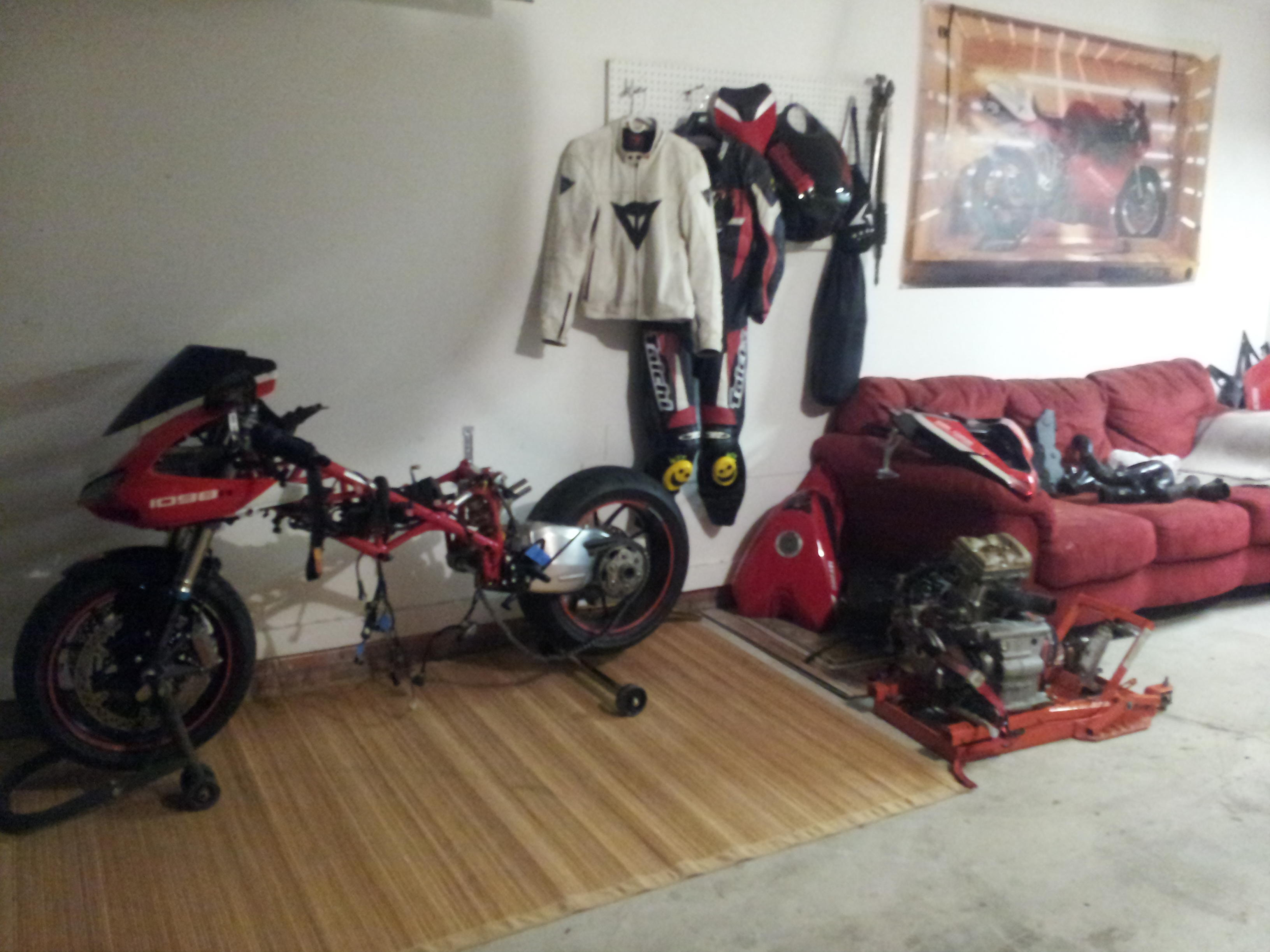 1098 engine tear down and rebuild for dummies - ducati forum