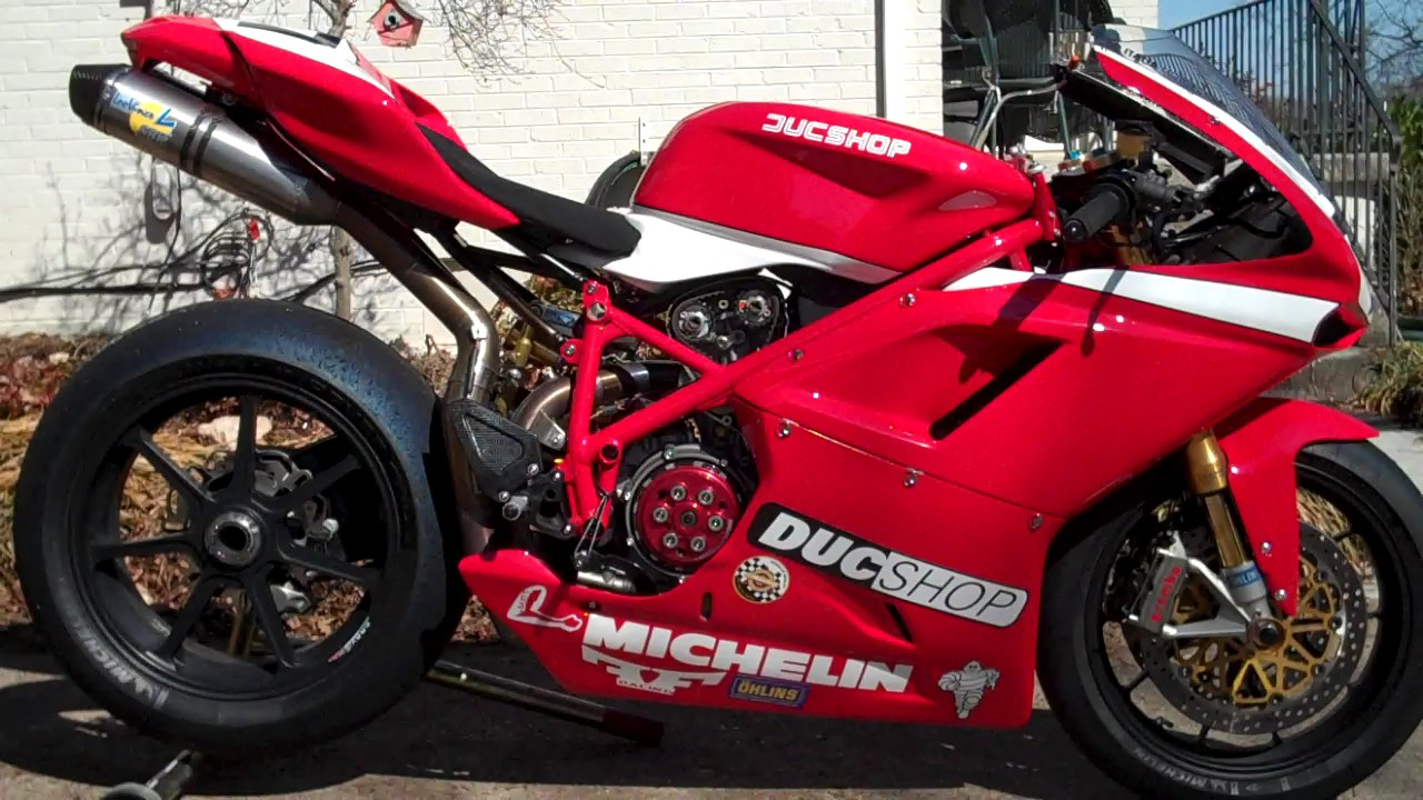 Ducati 1198s Racing Sport Bike: New To Me 848 Race Bike Mod Questions!!