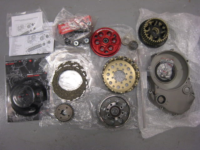 upgrade to slipper clutch - ducati forum | the home for ducati