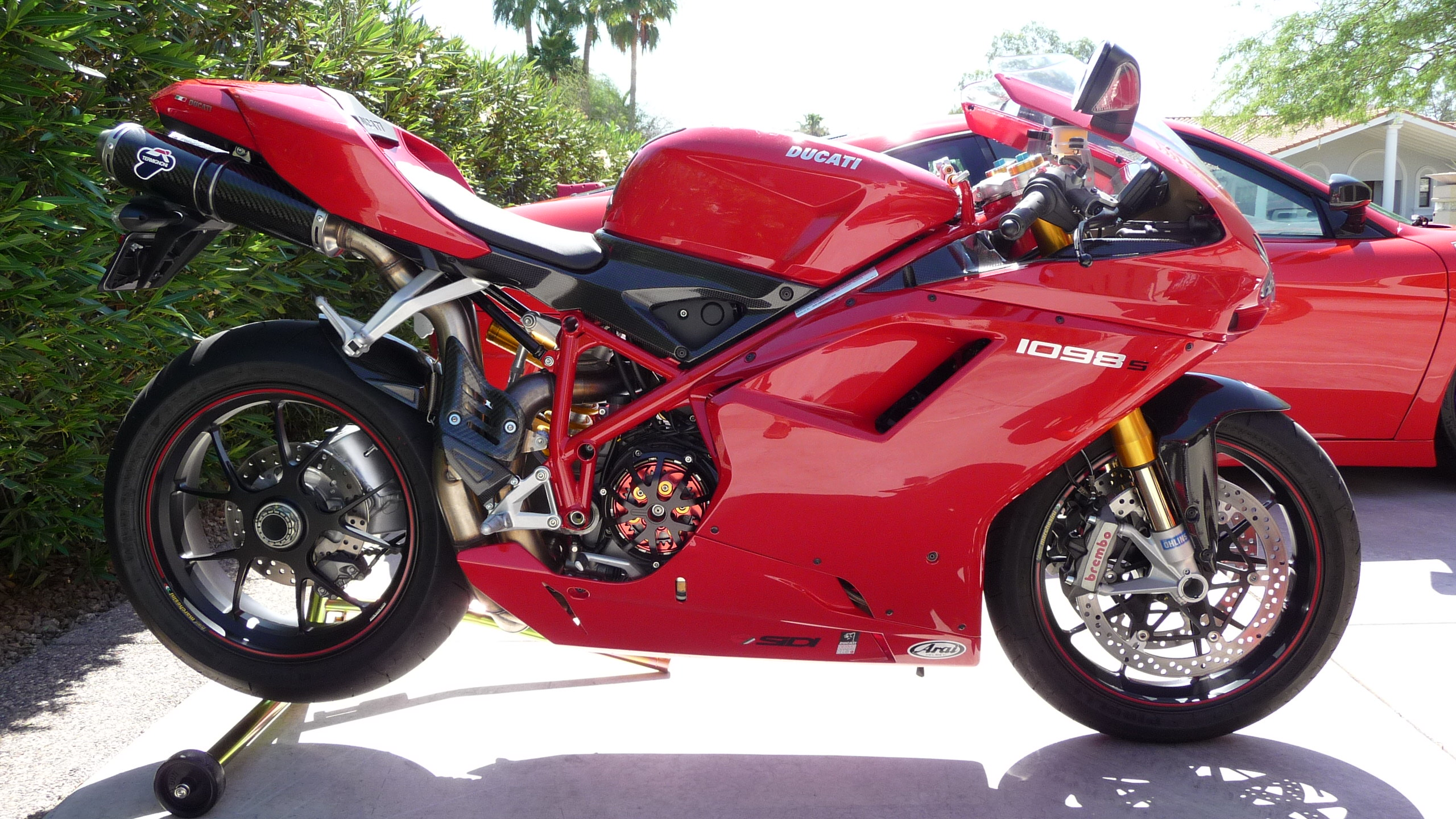 For sale: 08 1098S with 490 original miles - ducati.org forum | the ...