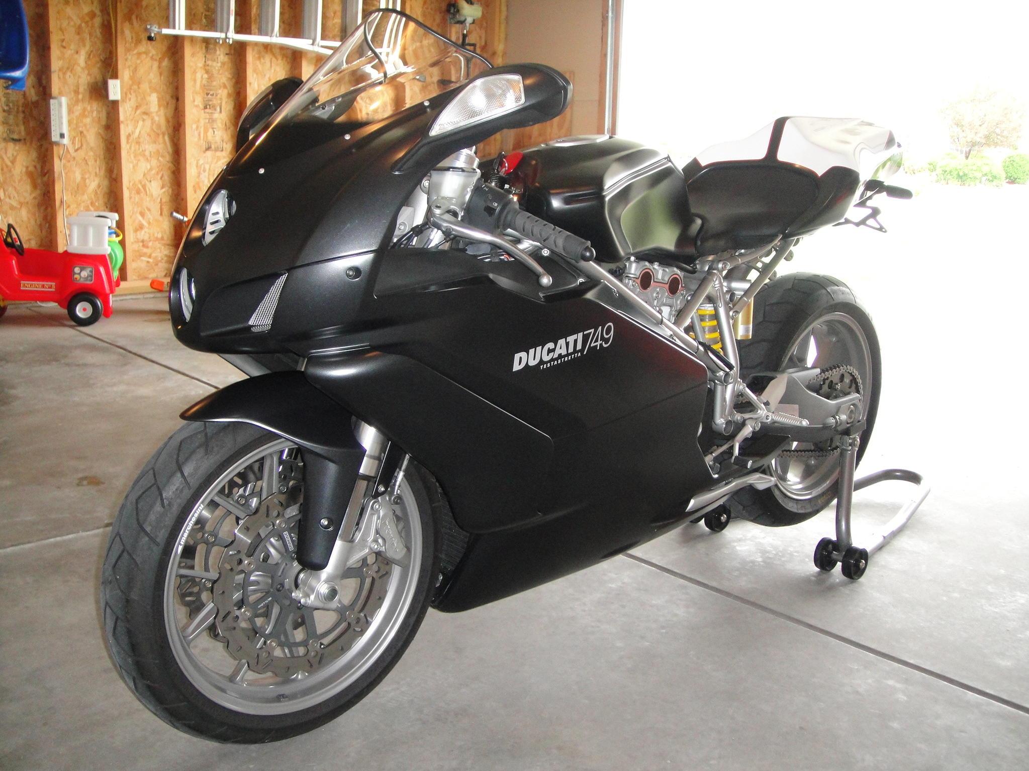 FS: 2005 Ducati 749 Dark - ducati.org forum | the home for ducati ...