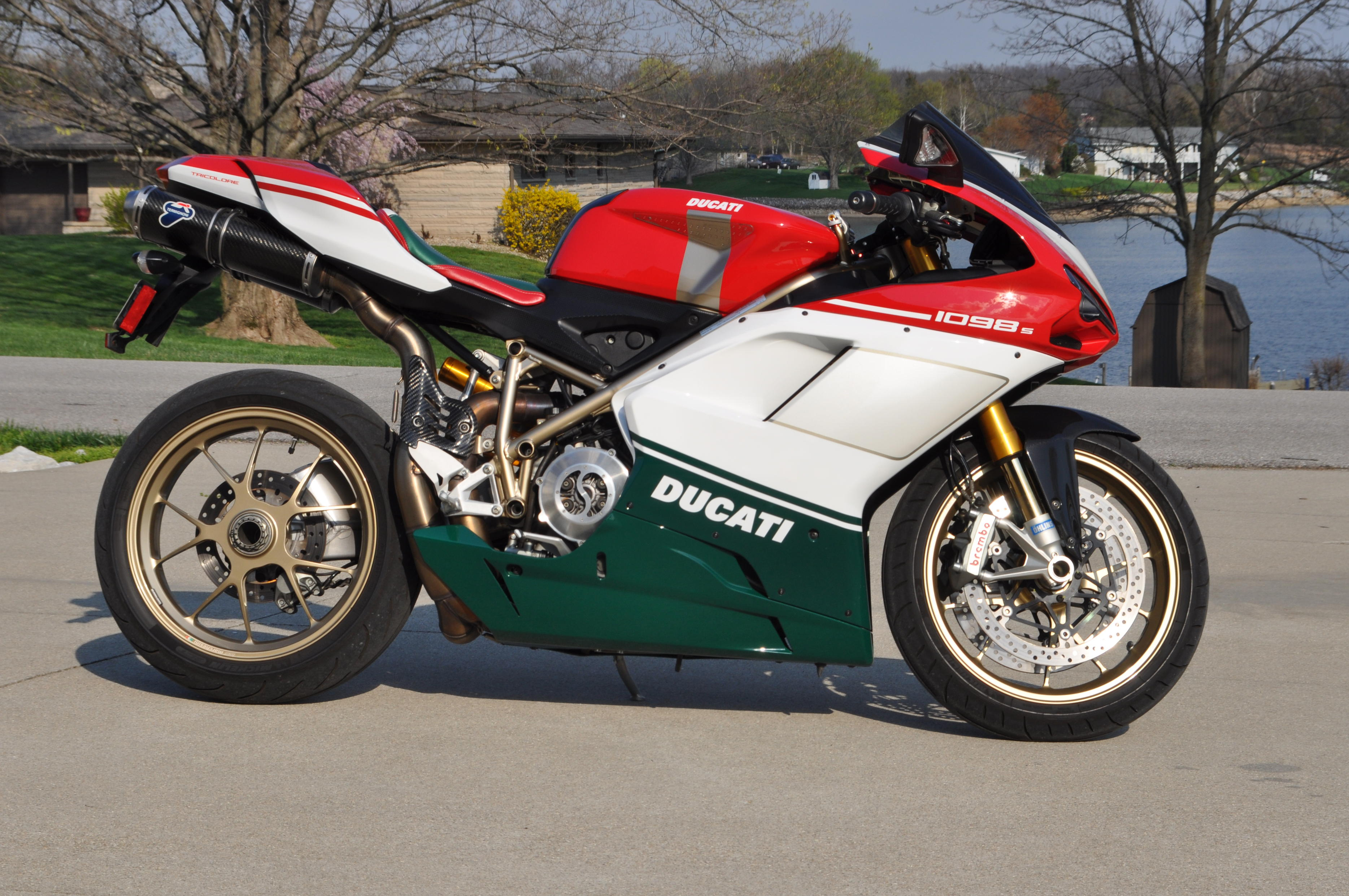 For Sale * 2007 1098s Tricolore * - ducati.org forum | the home for ...