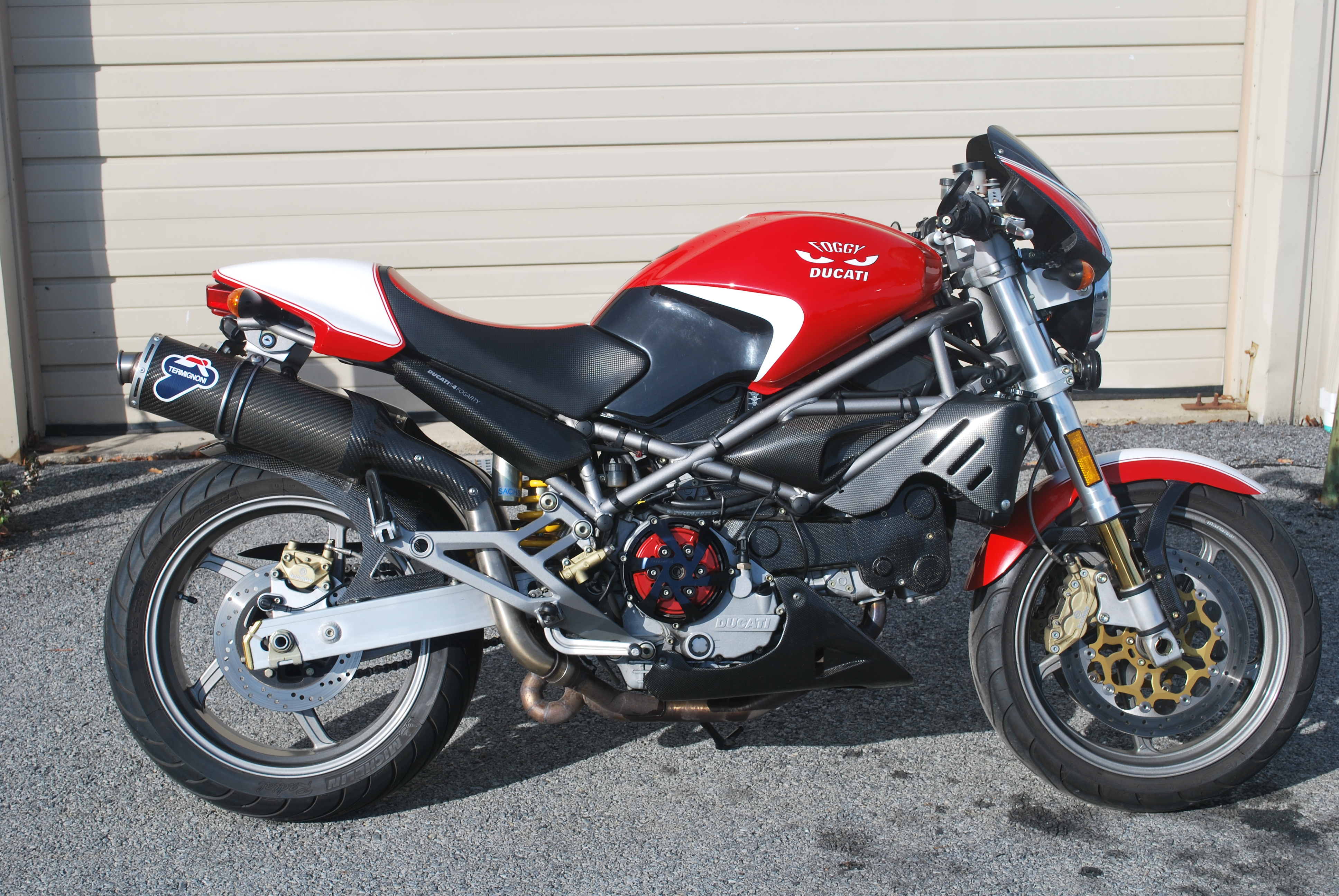 2002 ducati s4 fogarty foggy monster for sale ducati. Black Bedroom Furniture Sets. Home Design Ideas
