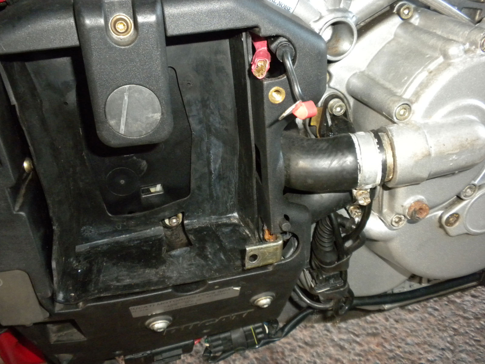999 Main Wiring Harness
