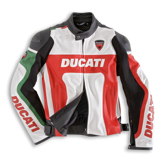 FS: NEW Ducati Corse Leather Jackets 2009 Edition 56 or 58 EURO