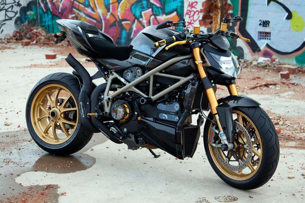 Ducati Diavel Custom