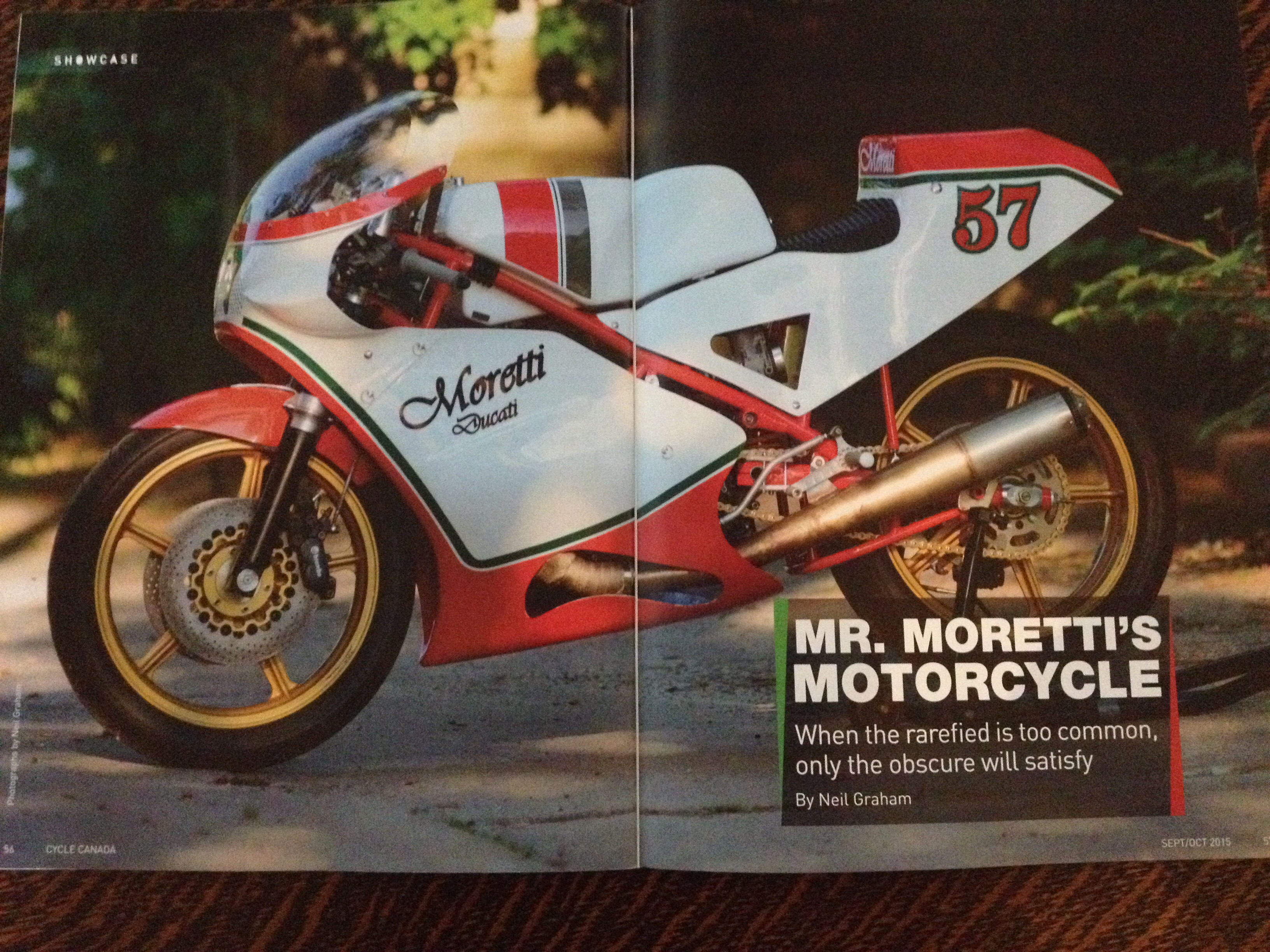 tt2 moretti replica for sale - ducati forum | the home for