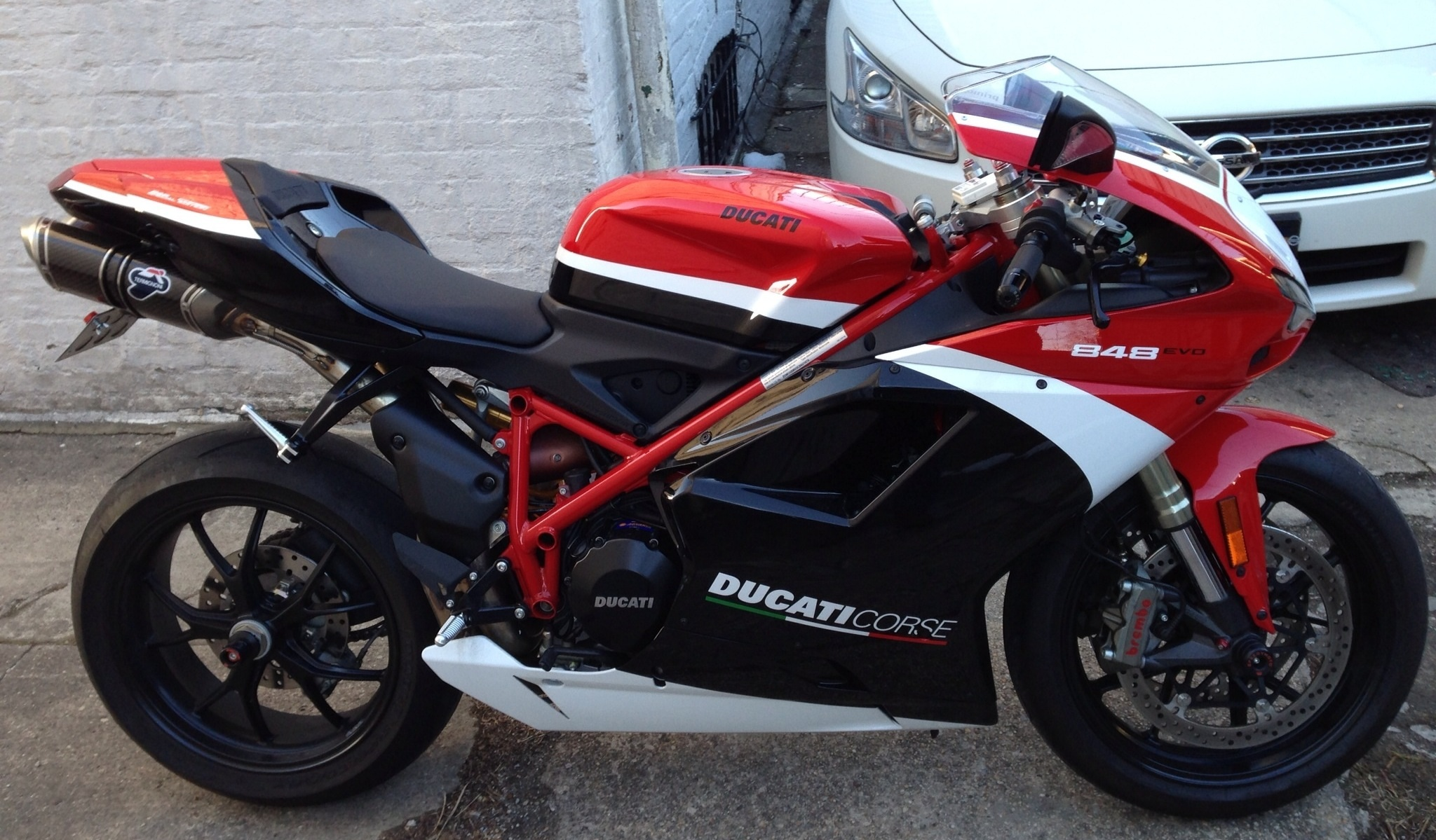 My 2013 848 Evo Corse - Page 3 - ducati.org forum | the home for ...