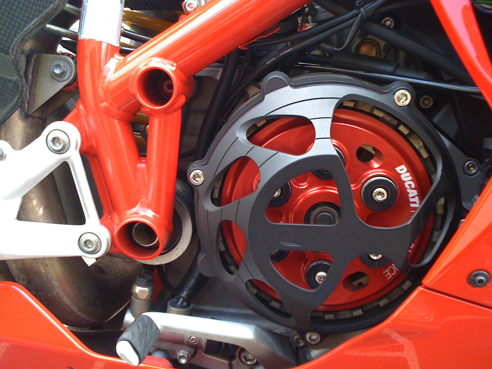 open clutch cover 1198sp - page 3 - ducati forum | the home
