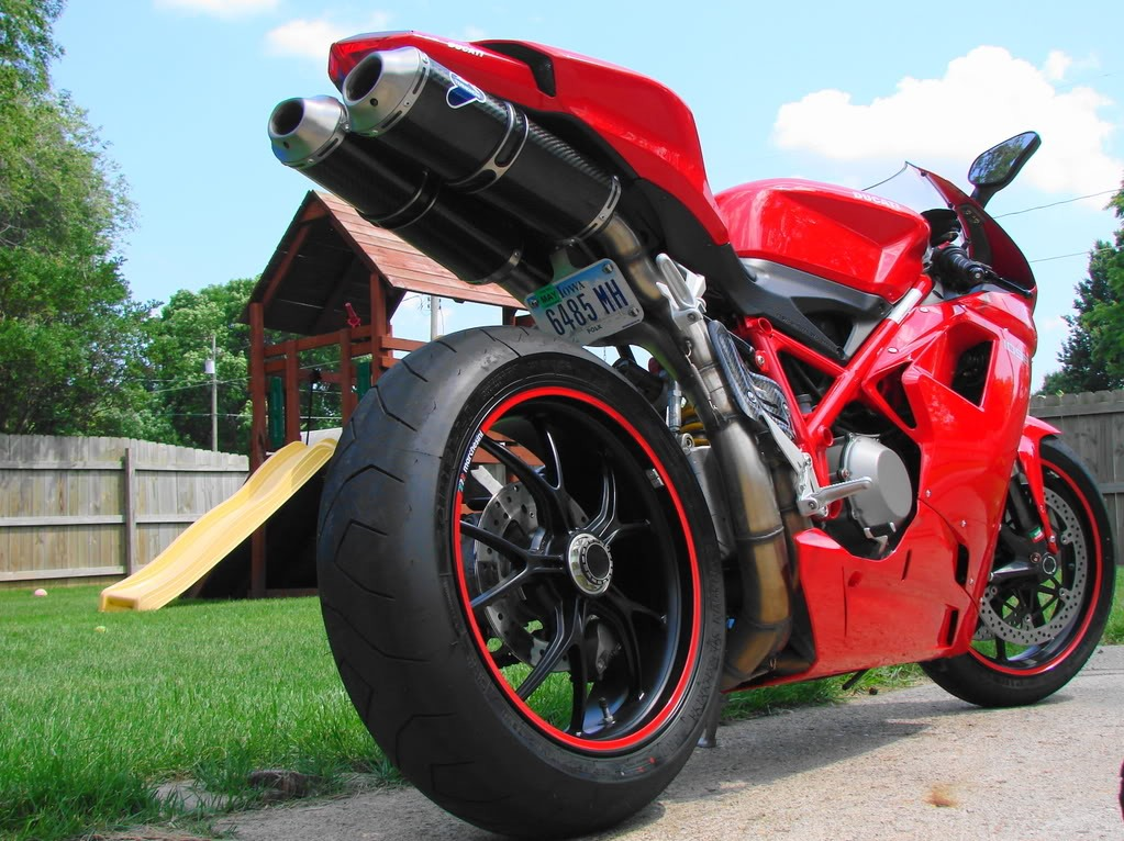 termignoni exhaust system..$500 is it worthit? - page 2 - ducati