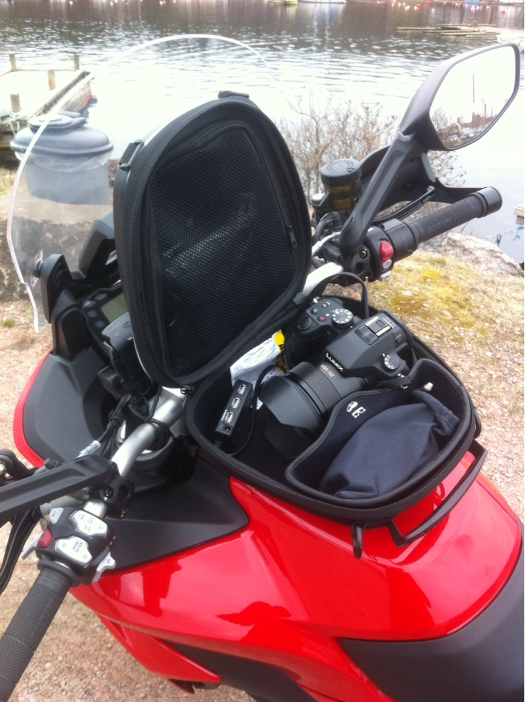 Ducati Multistrada Tank Bag