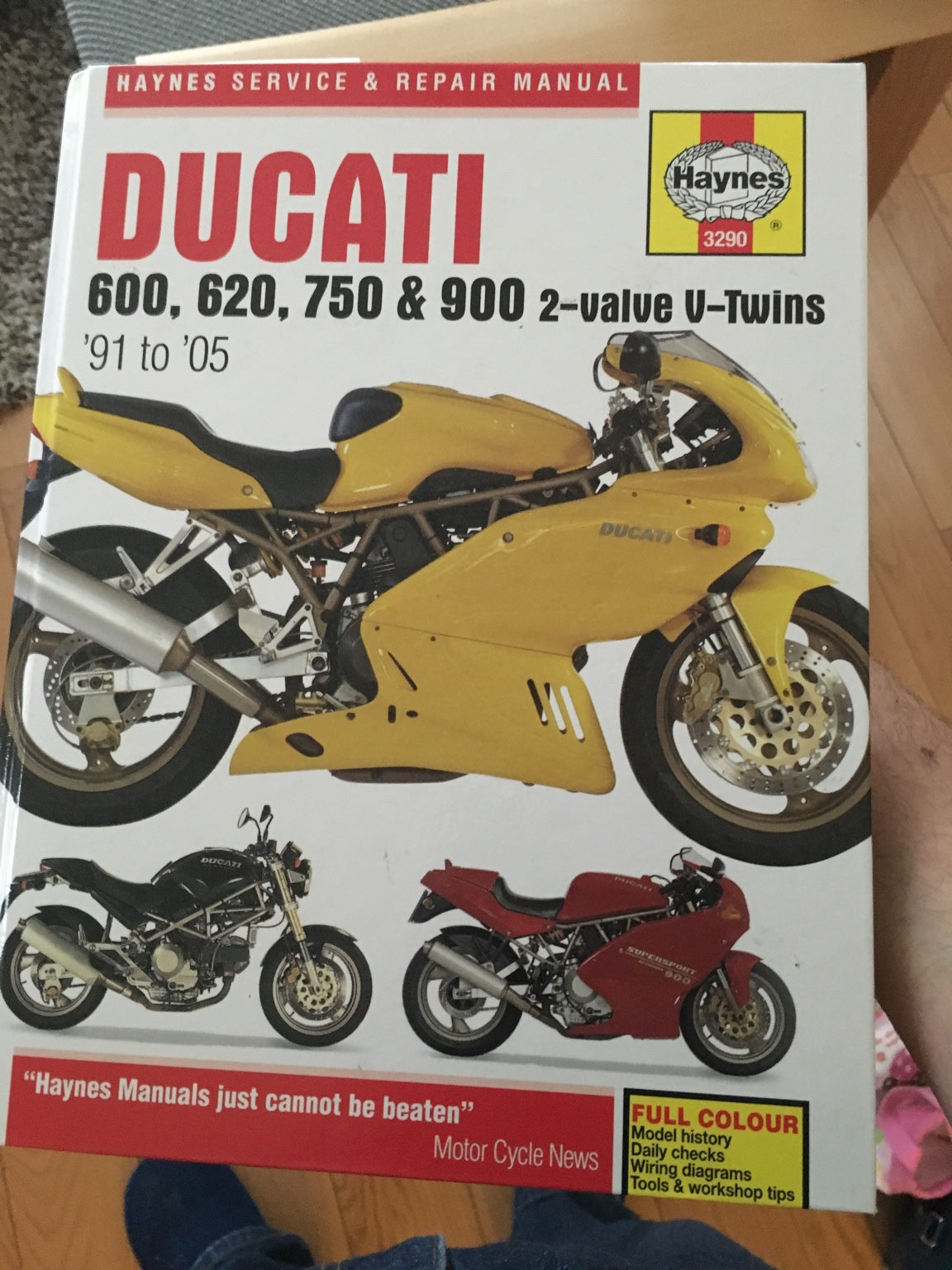Ducati 900ss Wiring Diagram Workshop Manual Enthusiast Schematics 2000 750 Ss Org Forum The Home For Rh 2005 Yamaha Yzf R6