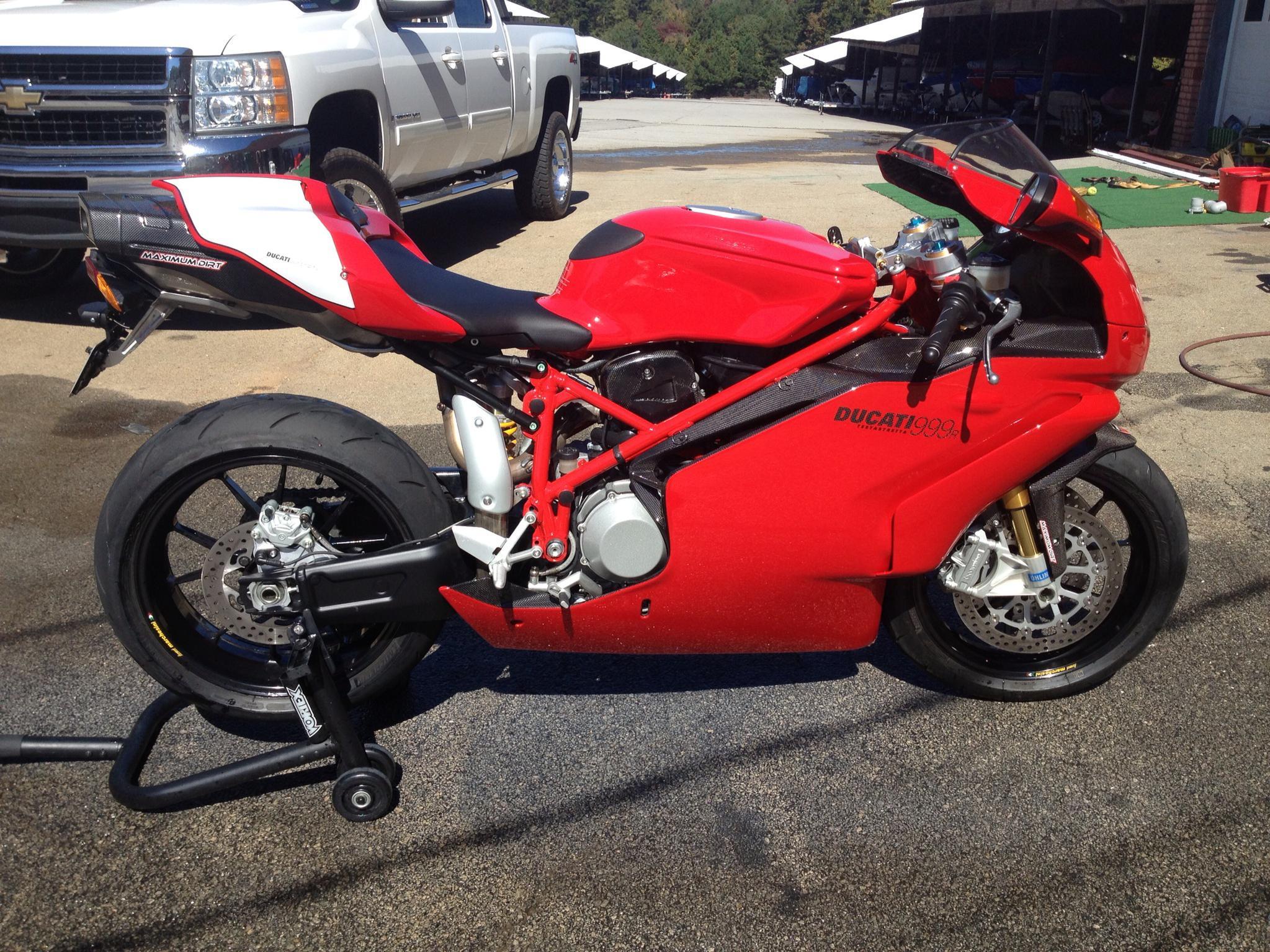 2005 ducati 999r superbike for sale $16,500 - ducati forum