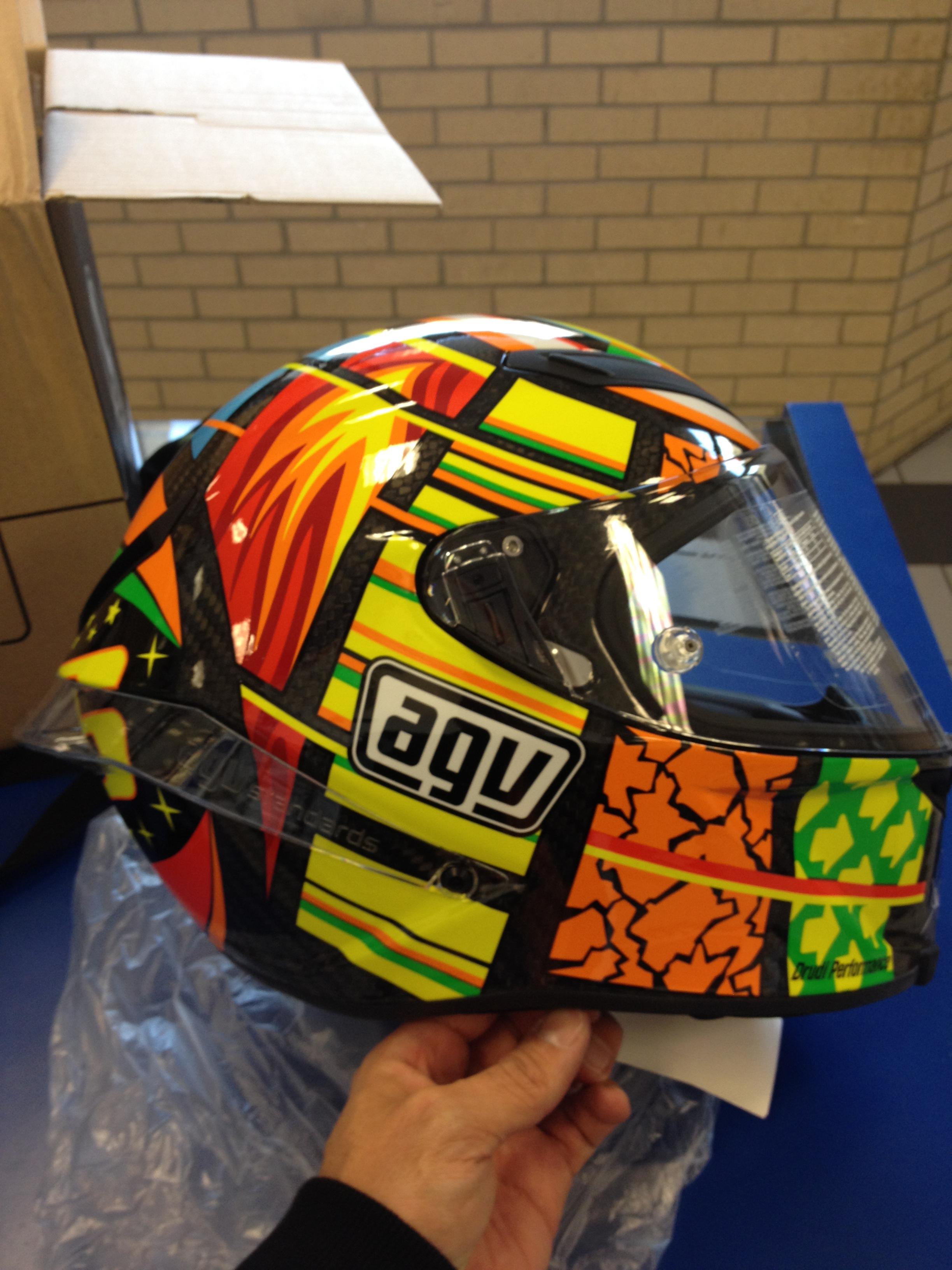 Elements Pista Gp Agv Helmet Fs Ducati Org Forum