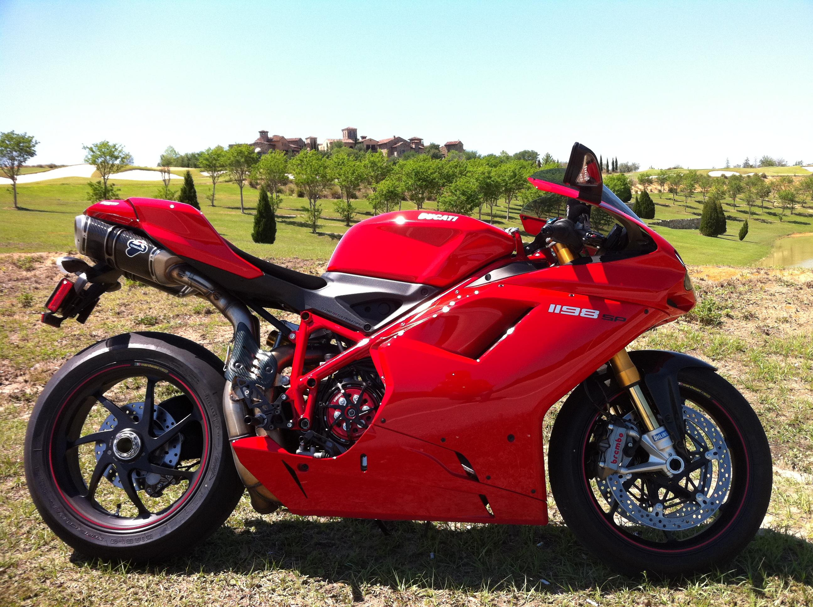 1198sp is here finally - page 2 - ducati forum | the home