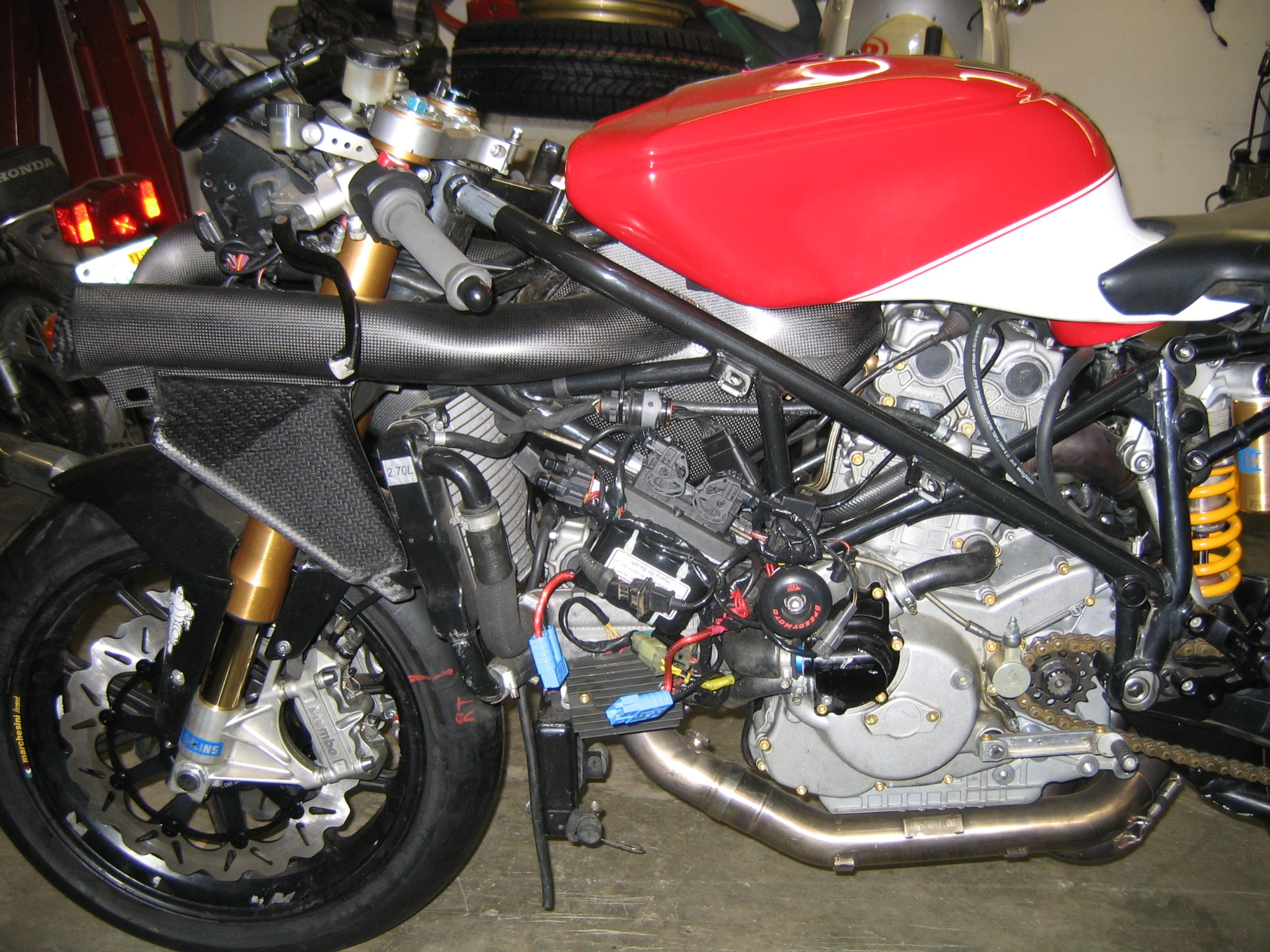 Ducati 999 Race Wiring Harness Manual Of Diagram 749 Loom 2005 999s Track Built Org Forum The Home For Rh