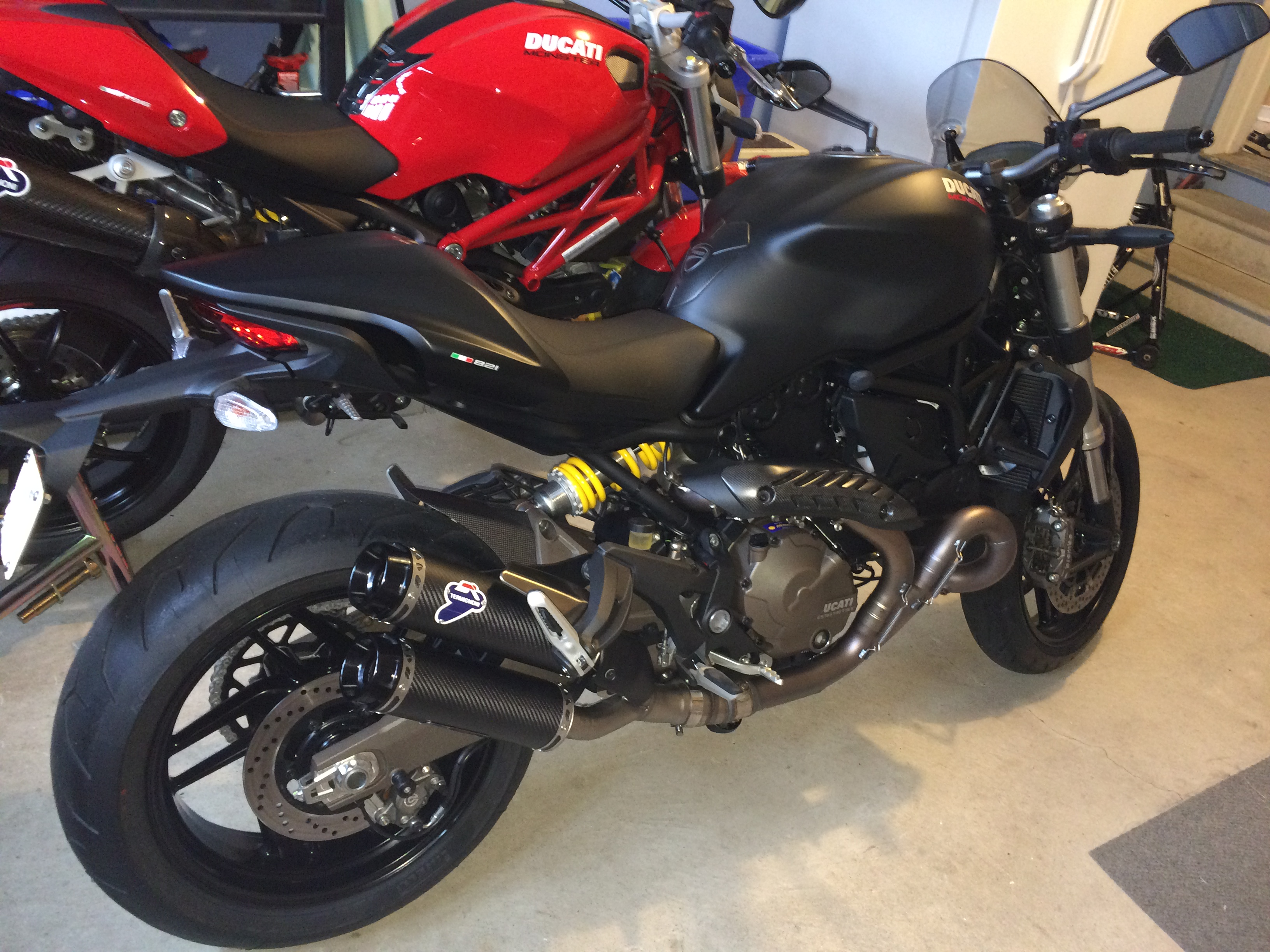 Ducati Monster Owners Forum