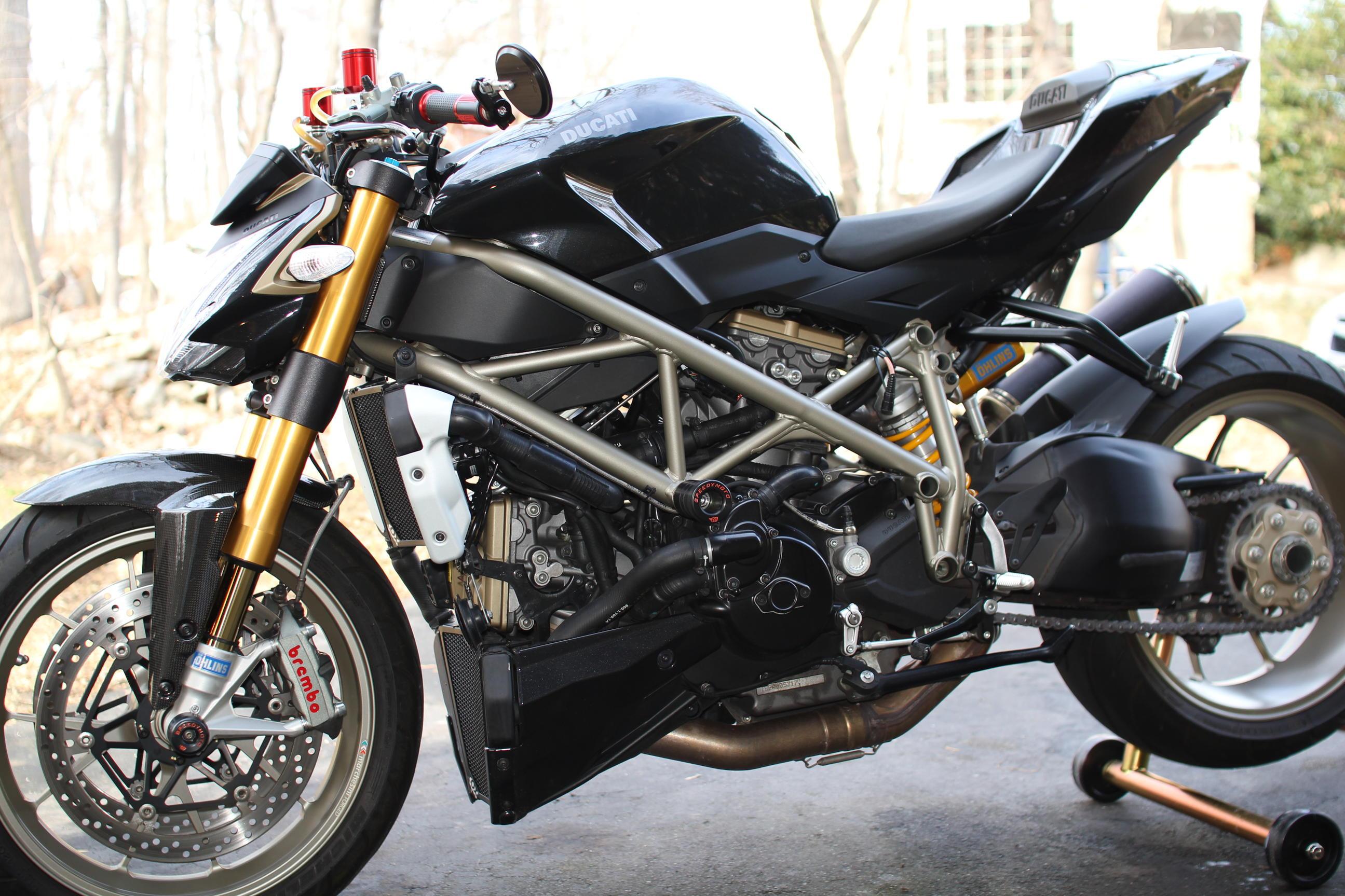 2010 Ducati Streetfighter S Black Ducati Org Forum