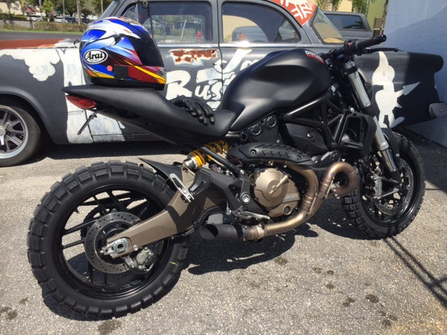 New Ducati Owner And Exhaust Question Ducatiorg Forum The Home