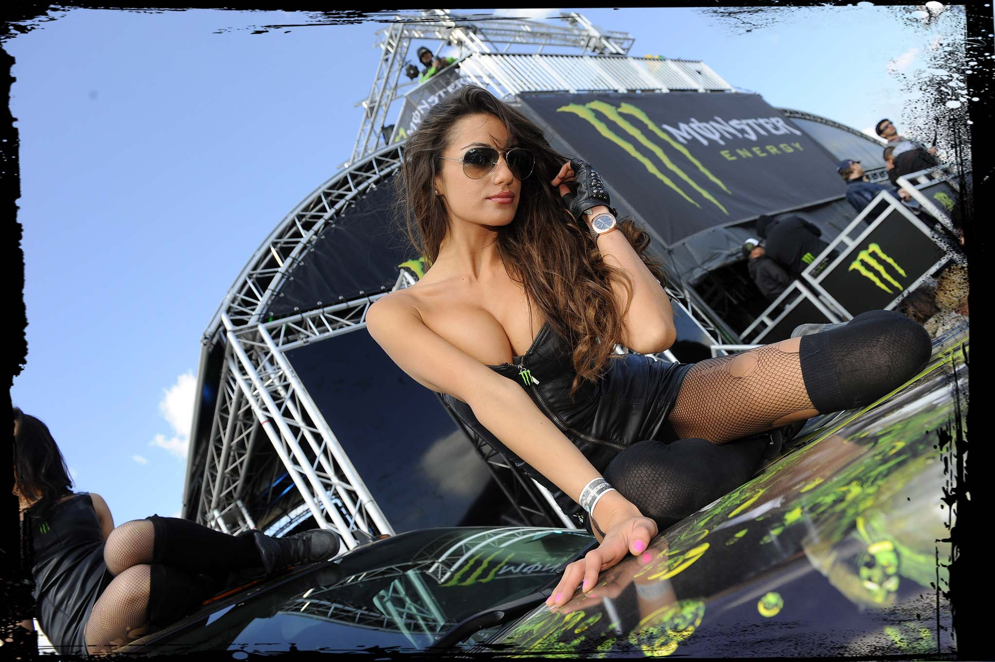 Monster energy girls nude vid sexy comic