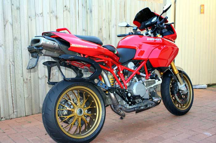 multistrada 1100sds as everyday commuter - ducati forum | the