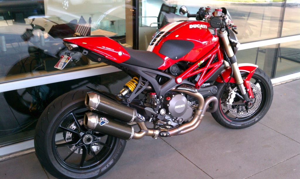 your monster picture - page 12 - ducati forum | the home for