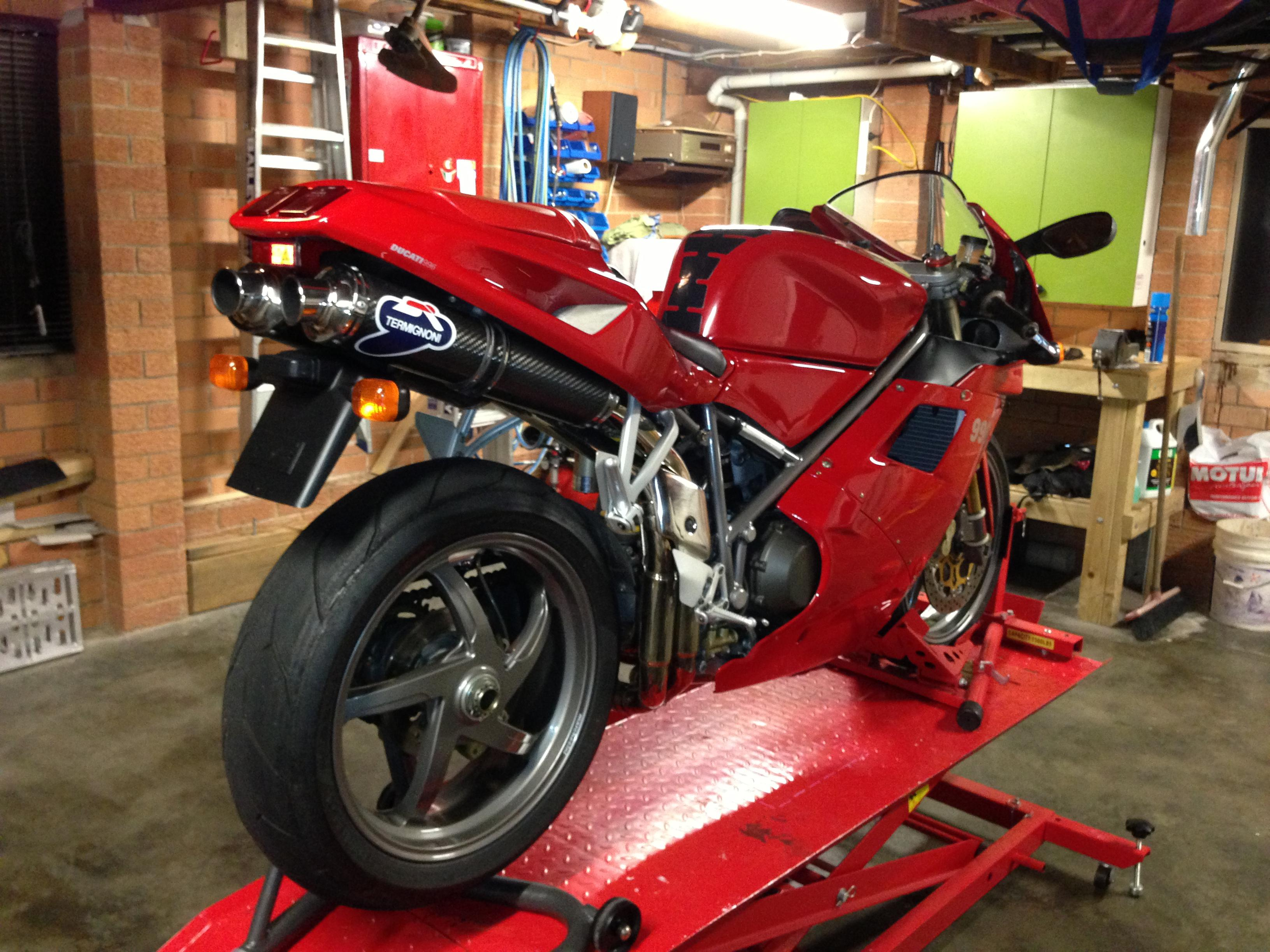 996 street bits for sale - ducati forum | the home for ducati
