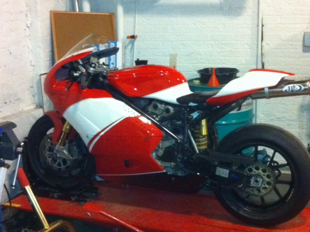 2005 Ducati 999s Race Track Built Forum The Home