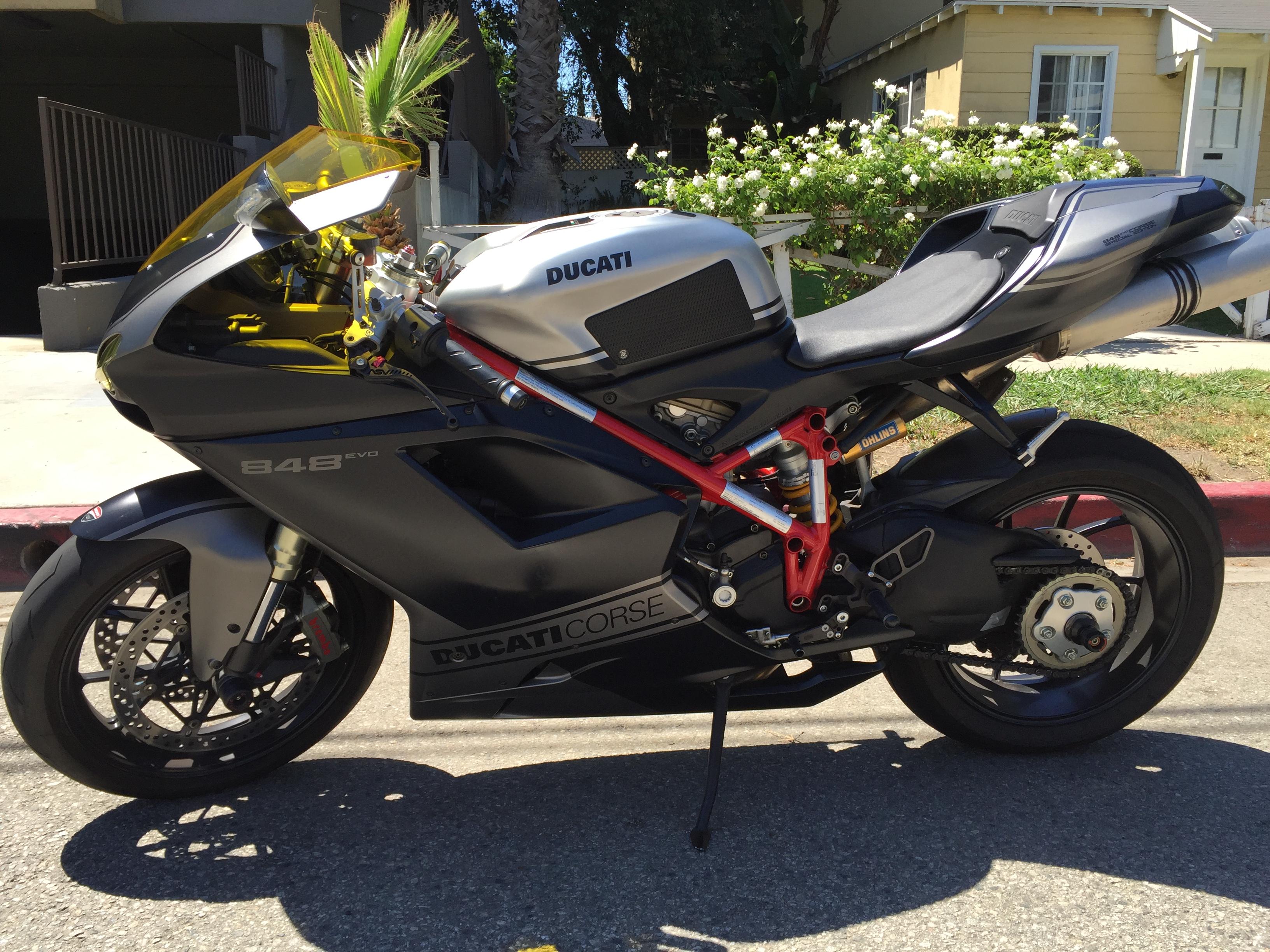 2013 Ducati 848 Evo Corse SE Rare FOR SALE - ducati.org forum | the ...
