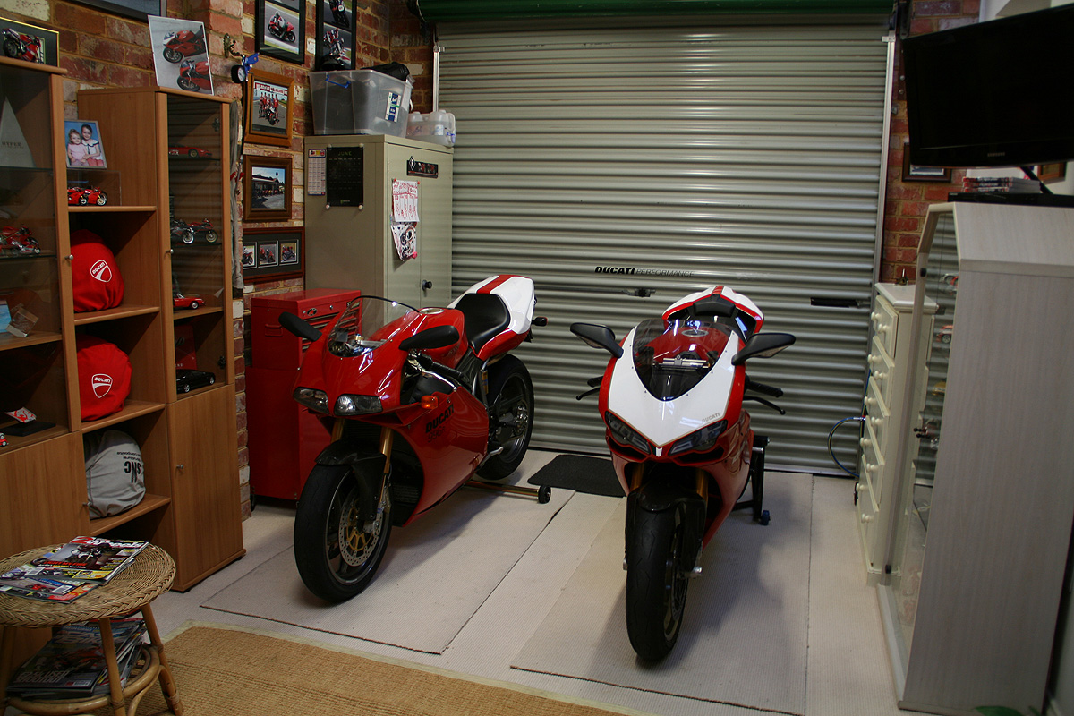 Google Image Result For Ducatiorg Forums Attachments Media 46049d1307786119 Official Garage Man Cave Pics Picture 117