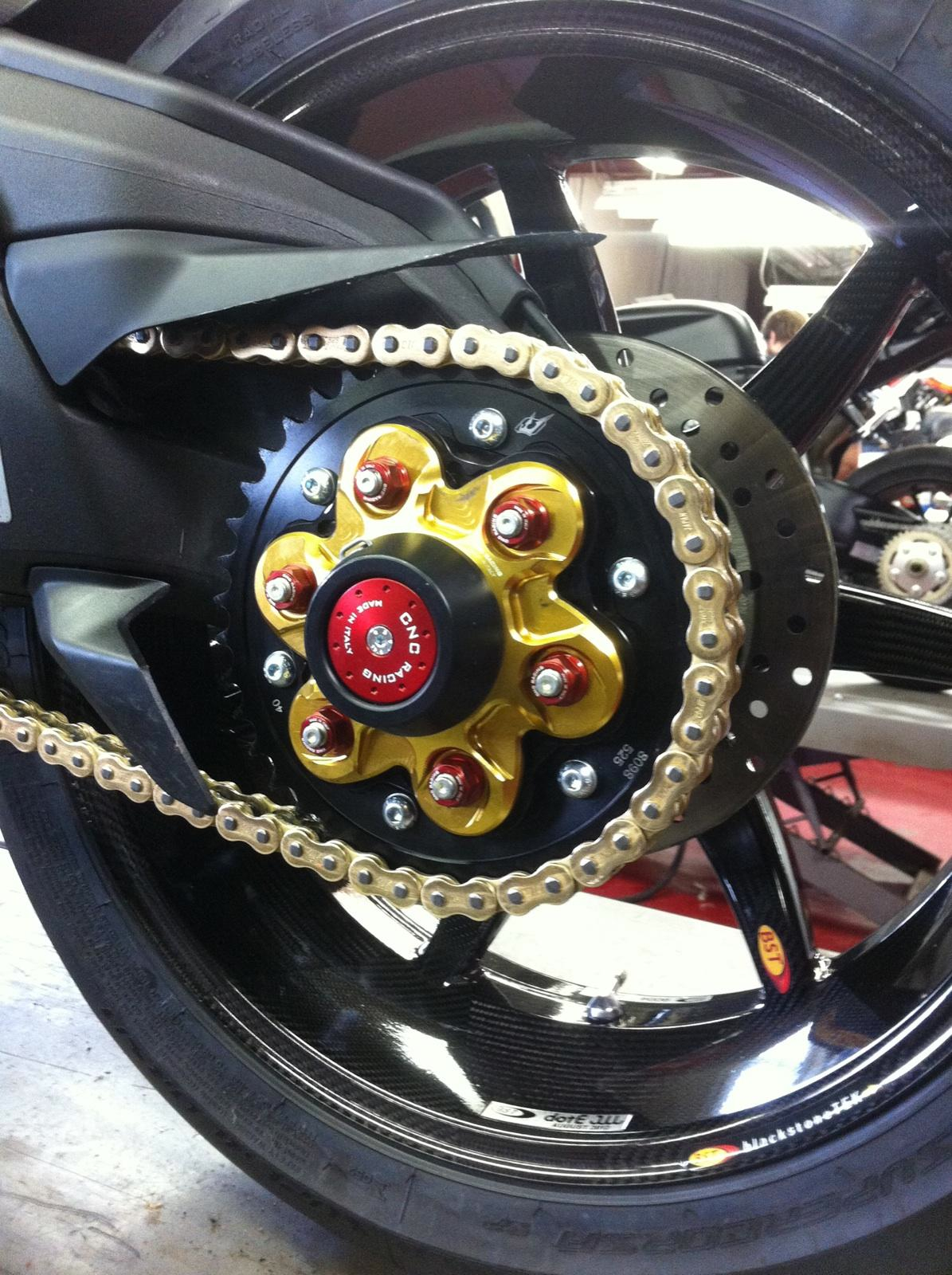 Chain And Sprockets Question Ducati Org Forum The Home