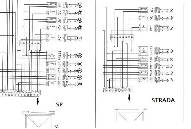 Is the 95 916 mono strada and 96/97sps harness the same? | Ducati.org forumDucati.org forum