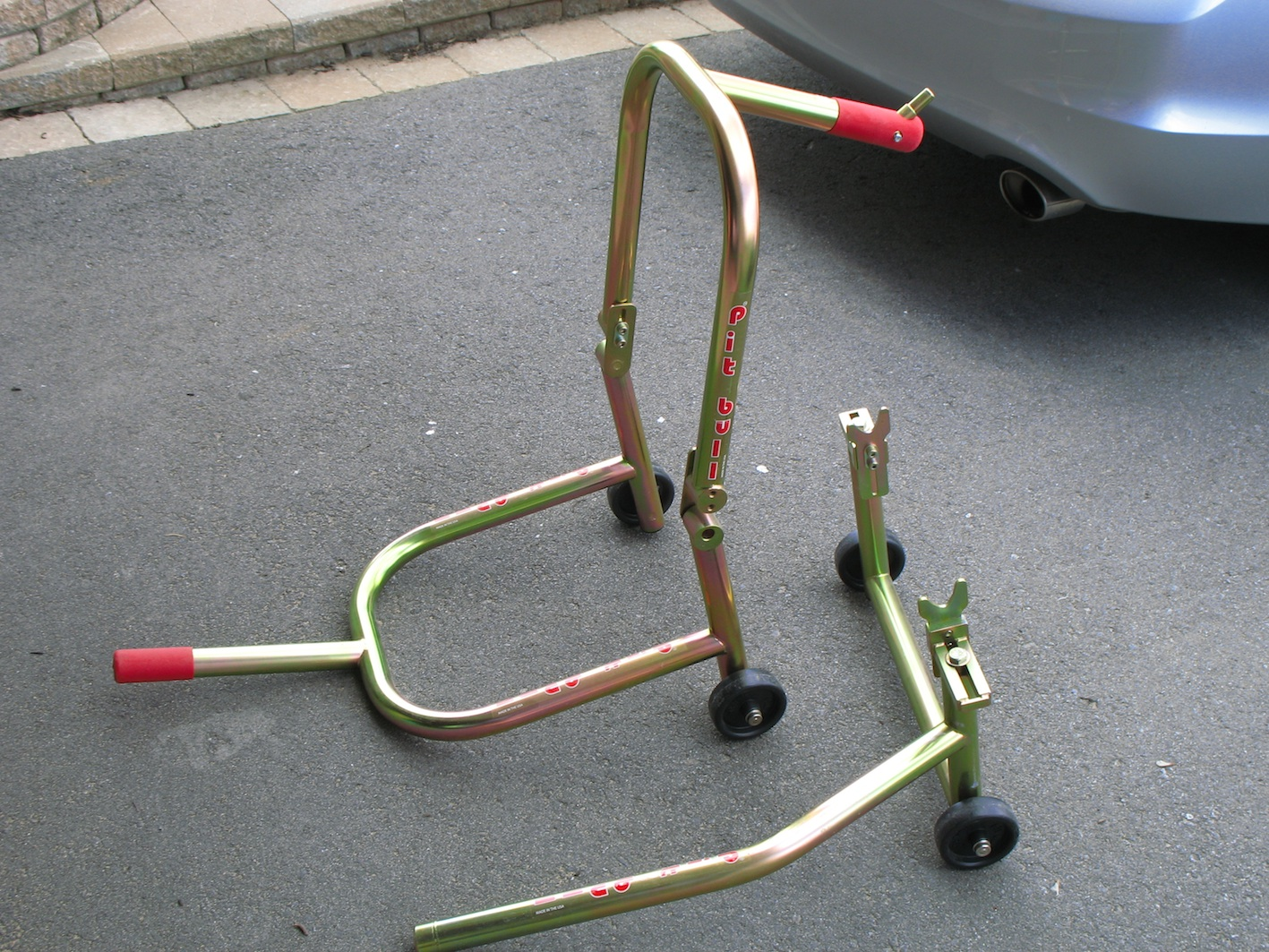 rear pitbull stand for sale - ducati forum | the home for