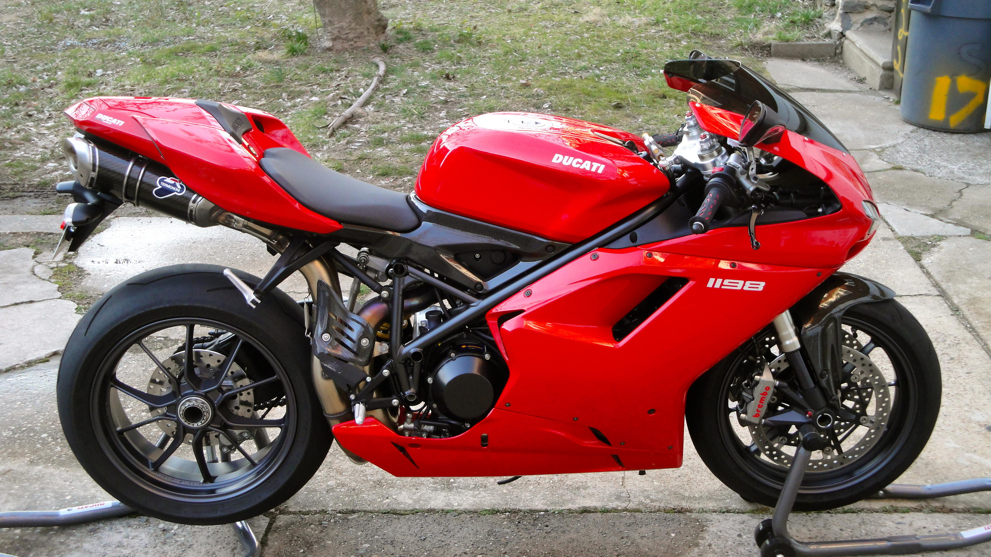 newer style termi - page 2 - ducati forum | the home for