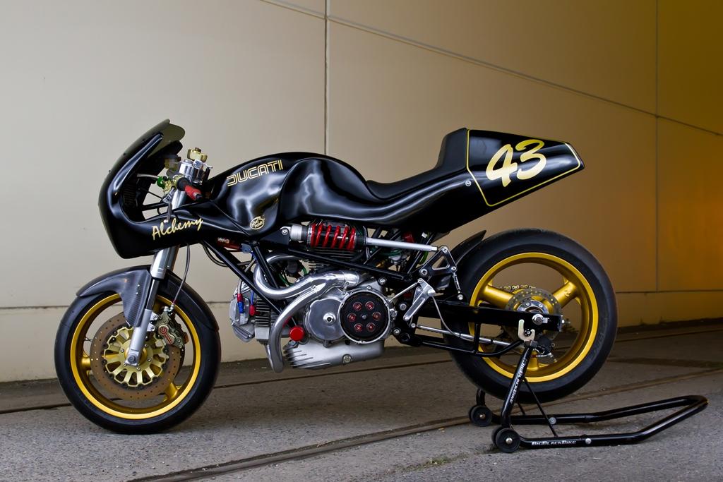 Bevel Ducati Parts Australia